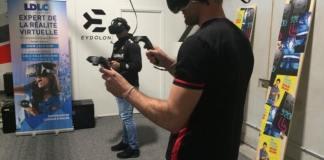 Lou Rugby réalité virtuelle