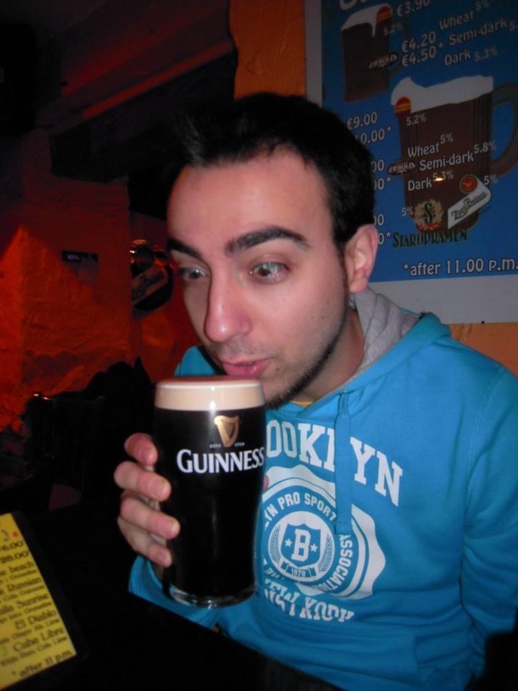 Guía birrística (III) Guinness. (1/5)