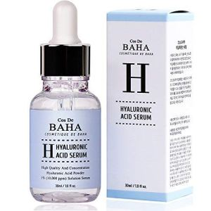 Pure hyaluronic acid serum