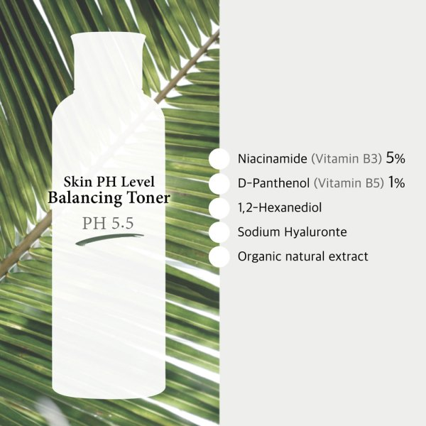 Cos De BAHA Niacinamide Facial Toner how to use