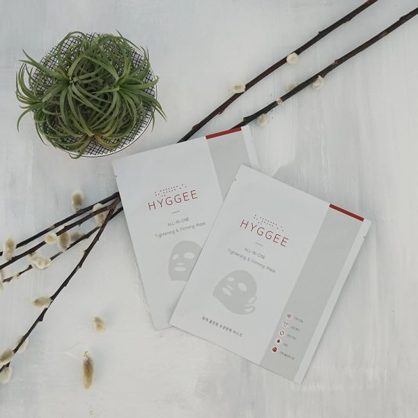Hyggee All-in-One Tightening & Firming Mask reviews