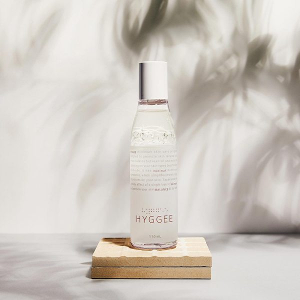 Hyggee Onestep Facial Essence Balance bottle