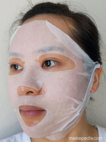 All-in-One Tightening & Firming Mask review