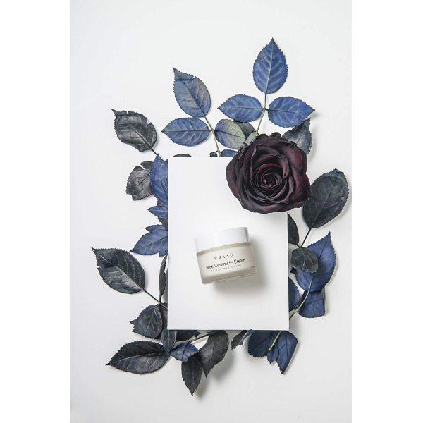 Ceramide NP (1,500ppm) & Rose Flower Oil (20mg)