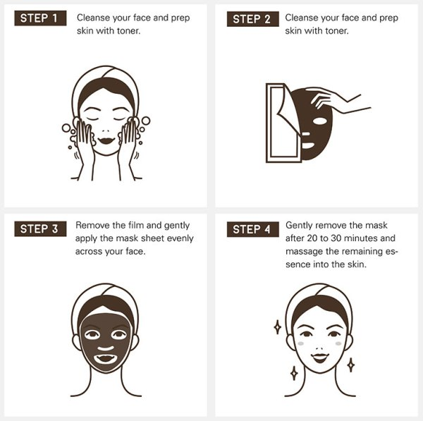 How to use Dr.Althea Water Glow Aqua Ampoule Mask