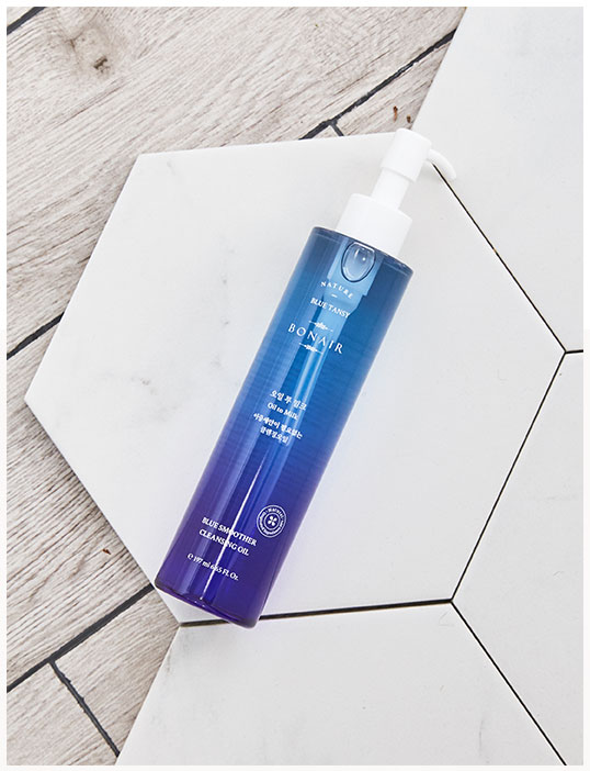 hydrophilic oil Blue Smoother Cleansing Oil