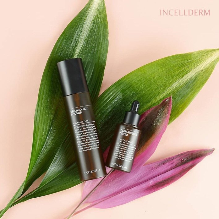 Incellderm Booster and Serum