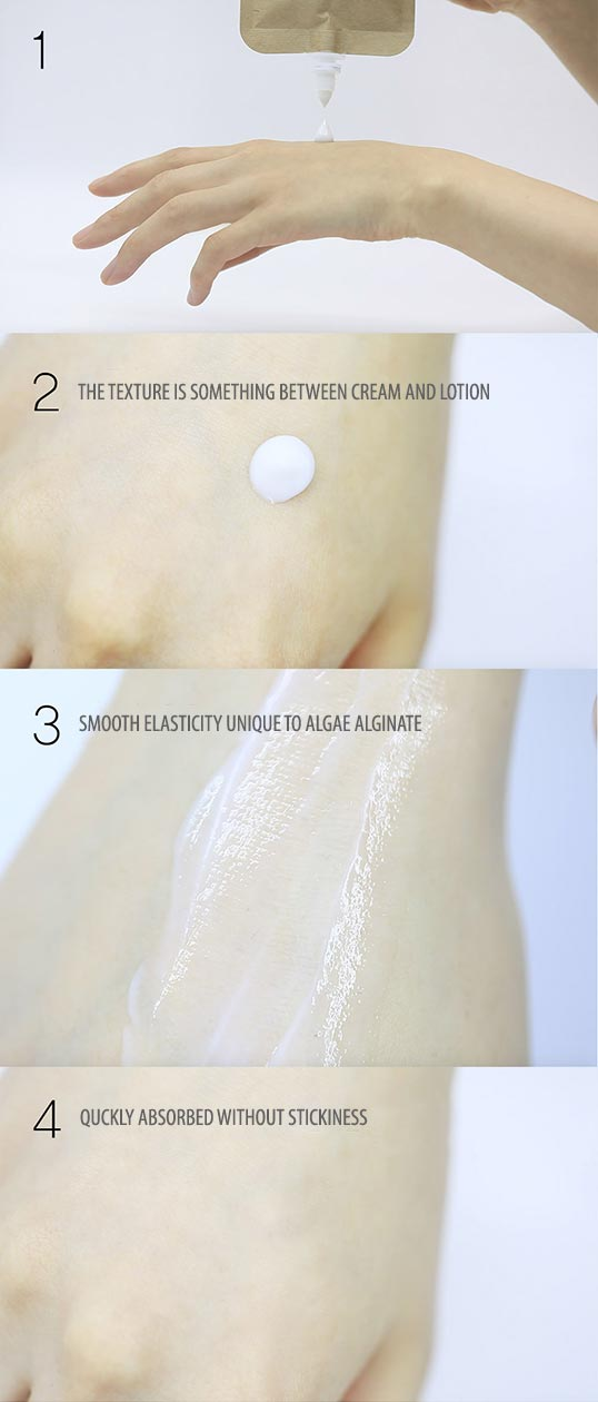 toun28 body cream lotion texture