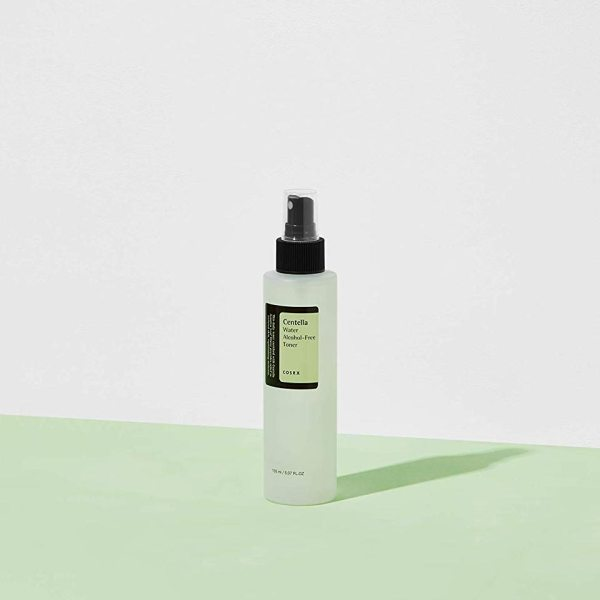 alcohol free toner by CosRX