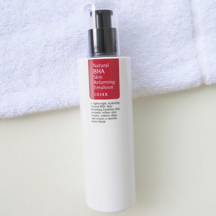 COSRX Natural BHA Skin Returning Emulsion ingredients