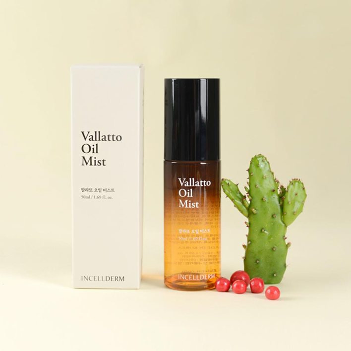 bi-phase oil mist incellderm vallatto oil mist