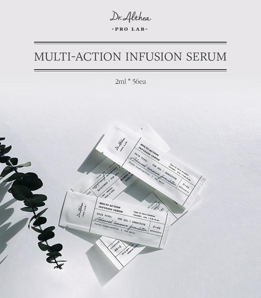 Dr.Althea Multi-Action Infusion serum antiaging and repair