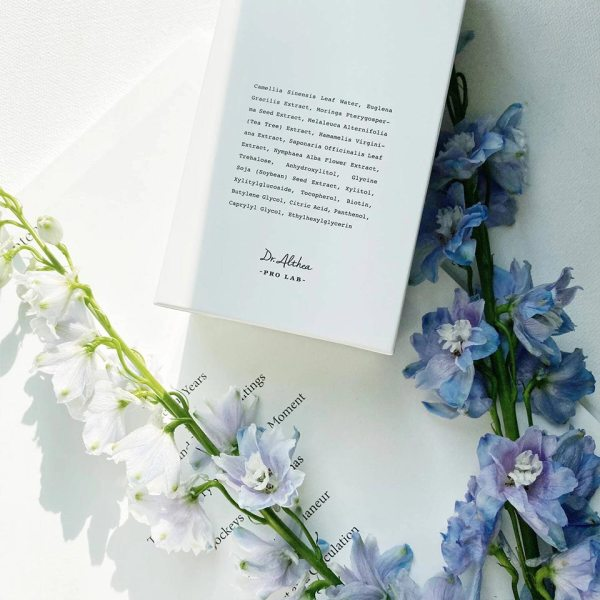 Dr.Althea Ultra Gentle Cleansing Water ingredients
