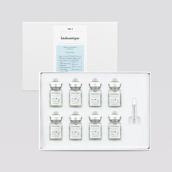 Bioboutique Perfect Moisture Ampoule 8 pieces
