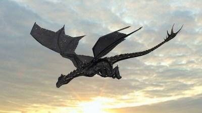 龍の夢に秘められた意味23個!幸運が舞い込む?赤い龍/白い龍/天に昇るなどスピリチュアル好きな筆者がパターン別に解説