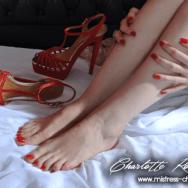 Podolatria pés maravilhosos