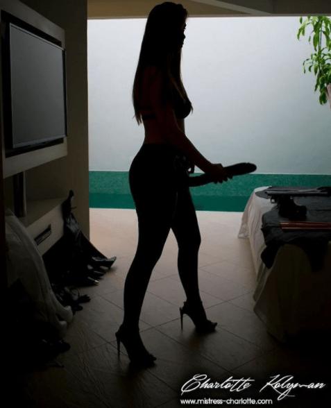 role reversal professional dominatrix