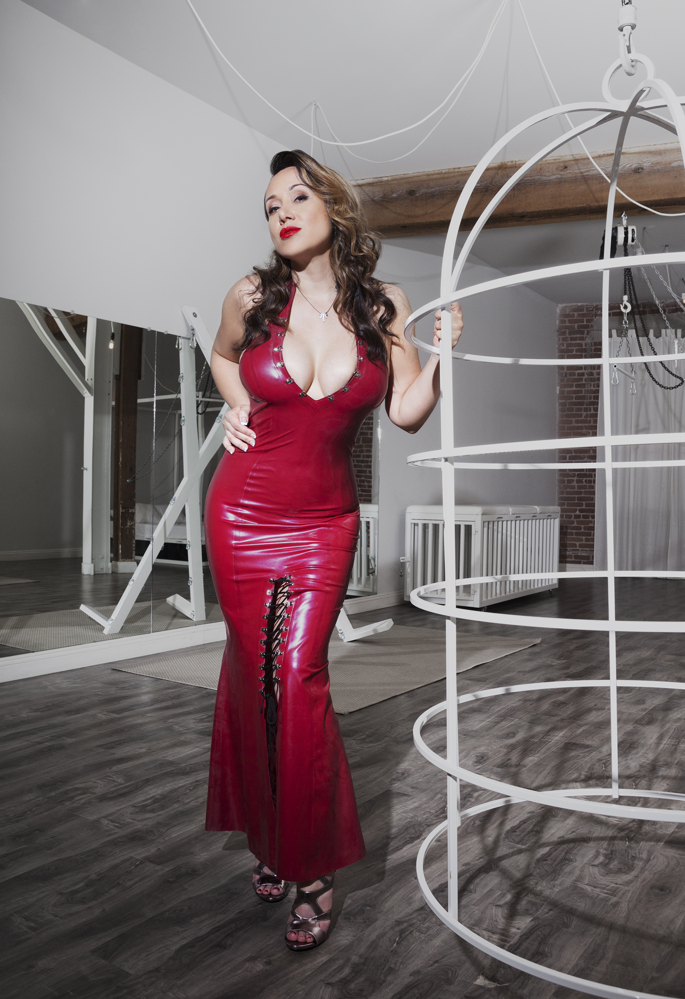 Gallery Domina Daria Dallas Dominatrix