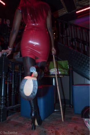 At Club Femdom