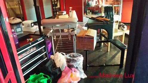 Dandenong private Dungeon re-opens for Mistress Lux
