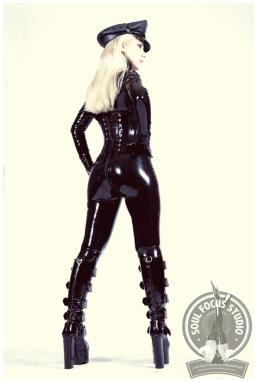 prodomme serena catsuit boots