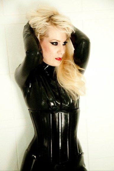 Mistress Serena FemDom kink session