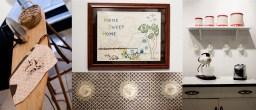 Domesticated Installation by Amanda K Gross