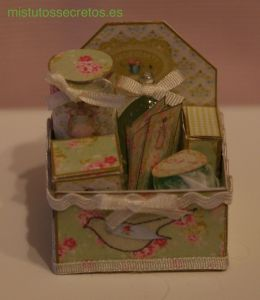 Miniaturas perfumeria