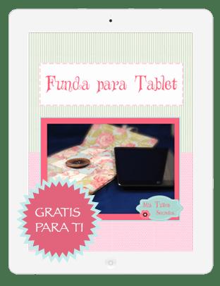 Como hacer funda para tablet