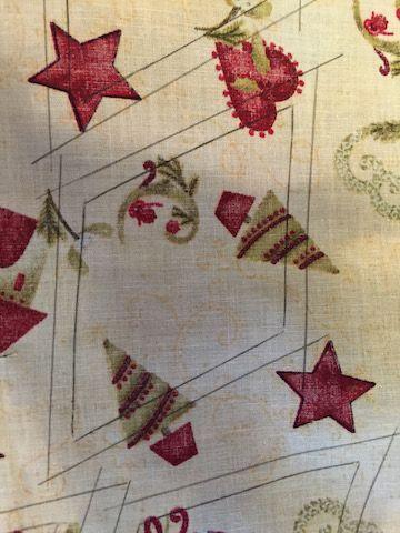 Estrella de Navidad Paso 1