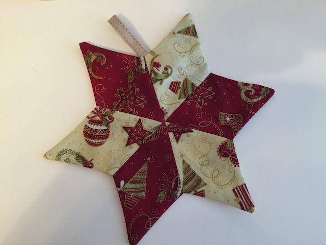 Como hacer una Estrella de Navidad Paso 11