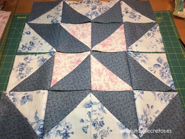 Estrellas de Patchwork 2