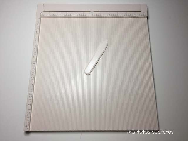 Materiales Scrapbooking 1
