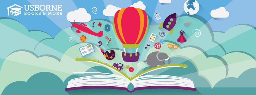 Celebrate Reading with Usborne Books FaceBOOK party  Books From the Heart