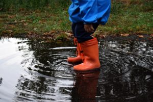 Discover how to keep your home clean when it rains!