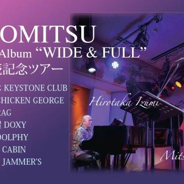 HIROMITSU – 2nd Album 発売記念ツアー 2016