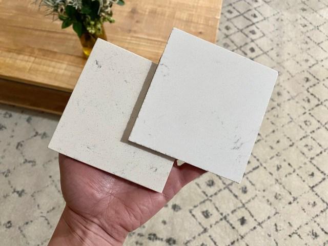 Why I chose quartz countertops