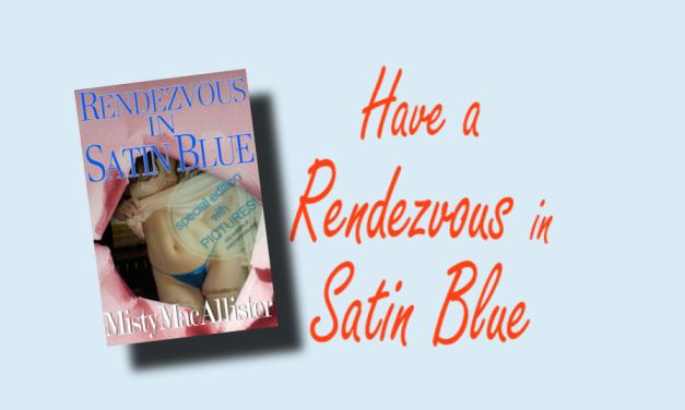 Get ready for Rendezvous in Blue!