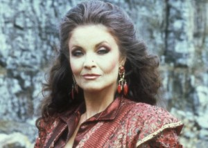 Kate O'Mara as The Rani
