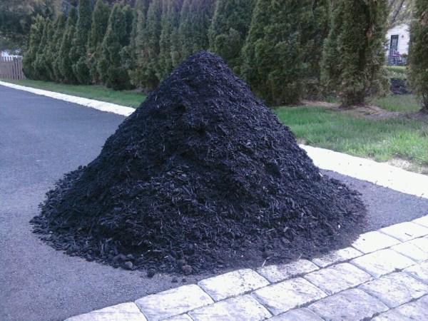 mulch & topsoil - misty run tree