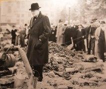 Photograph of Churchill