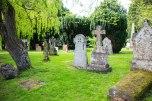 Graveyard at Holy Trinity Church