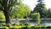Kew Gardens - Lake