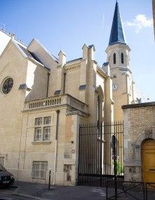 Neighborhood Church Rue Cler