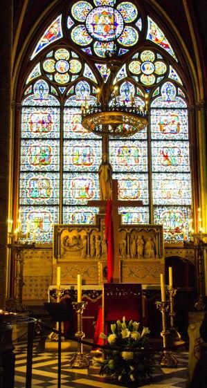 Notre Dame Chapel