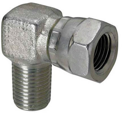 油壓水壓用接頭 PT・PF內螺牙 -L型・公- | MISUMI | MISUMI【臺灣三住】
