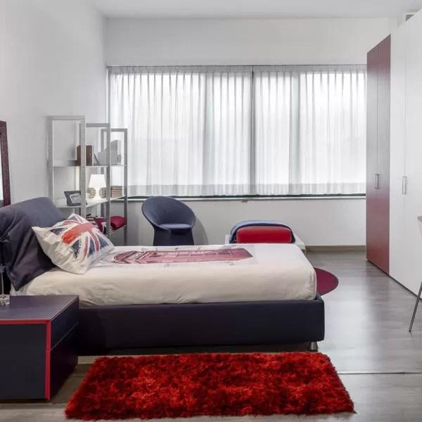 letto in affitto in appartamento con 3 camere da letto a milano. Negozio Camerette A Milano E Opera Misura Casa S R L