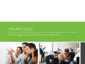 Presentazione MISURA FACILE PA – 2
