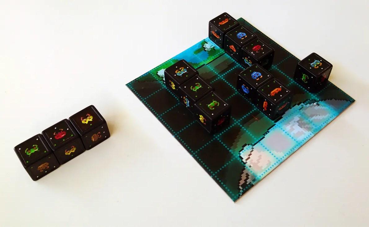 Presión Constante (Pocket Invaders)