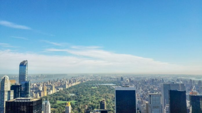 que ver en nueva york en 4f días rockefeller center top of the rock